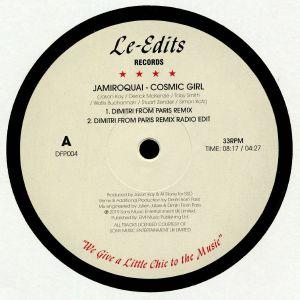 JAMIROQUAI - Cosmic Girl (Dimitri From Paris remixes)