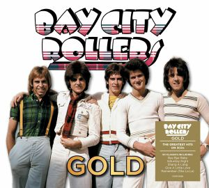 BAY CITY ROLLERS - Gold