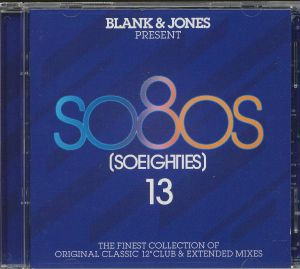 BLANK & JONES/VARIOUS - So80s: So Eighties Vol 13