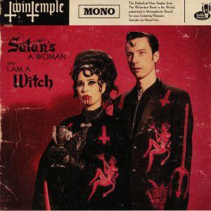 TWIN TEMPLE - Satan's A Woman (mono)