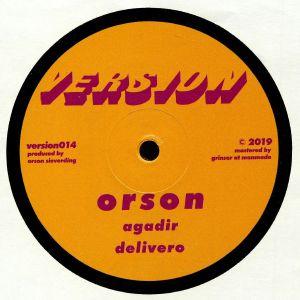 ORSON - Delivero