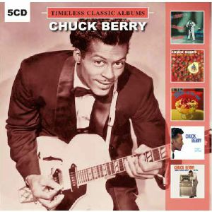 BERRY, Chuck - Timeless Classic Albums