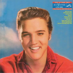 PRESLEY, Elvis - For LP Fans Only