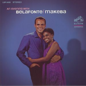 BELAFONTE, Harry/MIRIAM MAKEBA - An Evening With Belafonte/Makeba
