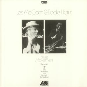 McCANN, Les/EDDIE HARRIS - Swiss Movement