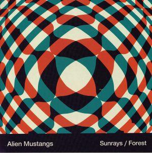 ALIEN MUSTANGS - Sunrays