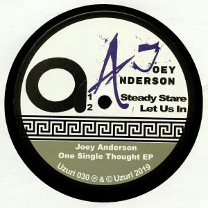 ANDERSON, Joey - One Single Thought