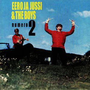 EERO JA JUSSI & THE BOYS - Numero 2 + Singles 1966-1969