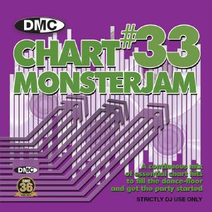 VARIOUS - DMC Chart Monsterjam #33 (Strictly DJ Only)