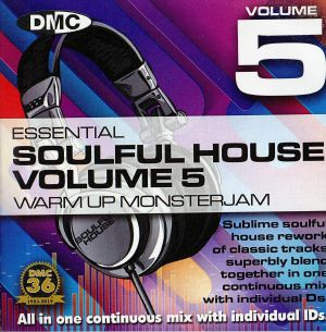 VARIOUS - DMC Essential Soulful House Warm Up Monsterjam Volume 5 (Strictly DJ Only)