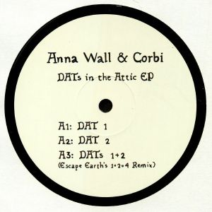 WALL, Anna/CORBI - Dats In The Attic EP