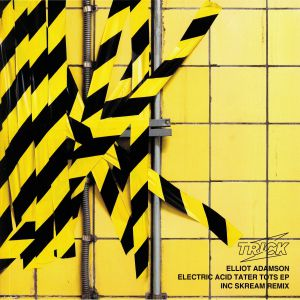 ADAMSON, Elliot - Electric Acid Tator Tots EP