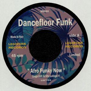LEGO EDIT/VITO LALINGA - Dancefloor Funk