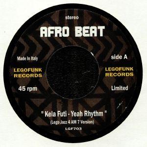 KELA FUTI - Afro Beat
