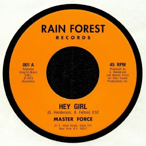 MASTER FORCE - Hey Girl (reissue)