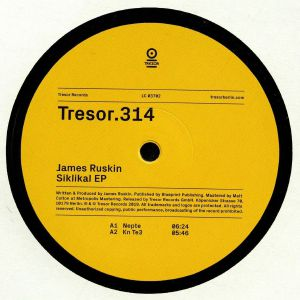 RUSKIN, James - Siklikal EP