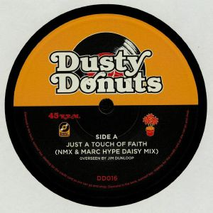 DUSTY DONUTS - Just A Touch Of Faith