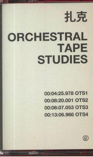ZAKE - Orchestral Tape Studies