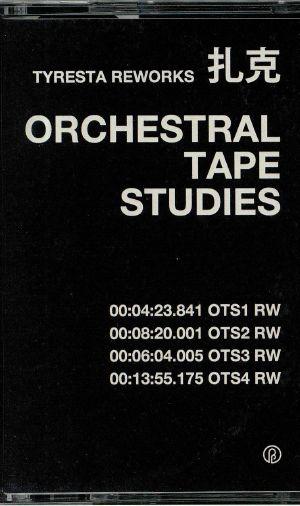 ZAKE/TYRESTA - Orchestral Tape Studies Reworks