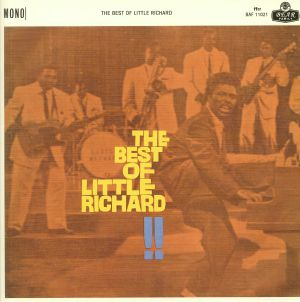 LITTLE RICHARD - The Best Of Little Richard (mono) (reissue)