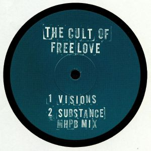 CULT OF FREE LOVE, The/MAGIC SEAS - Split EP