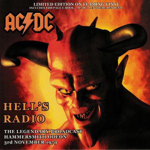 AC/DC - Hell's Radio: The Legendary Hammersmith Odeon Broadcast 3rd November 1979