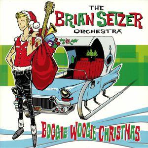 BRIAN SETZER ORCHESTRA, The - Boogie Woogie Christmas (reissue)
