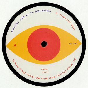 SAKAI, Koichi feat AFLA SACKEY - Wono EP