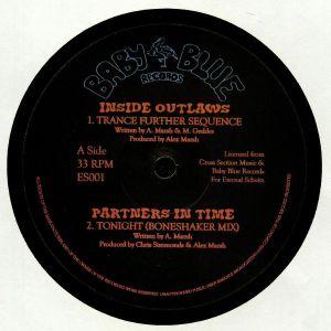 INSIDE OUTLAWS/PARTNERS IN TIME/CHRIS SIMMONDS - Eternal Schvitz 001: Baby Blue Records Sampler
