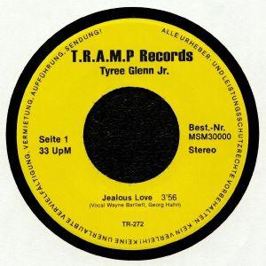 GLENN JR, Tyree - Jealous Love