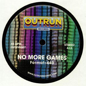 FORMAT 440 - No More Games