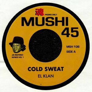 EL KLAN/JOHN WAGNER COALITION - JB Inspired Series Vol 1: Cold Sweat