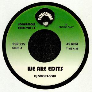 DJ SOOPASOUL - Edits Vol 15