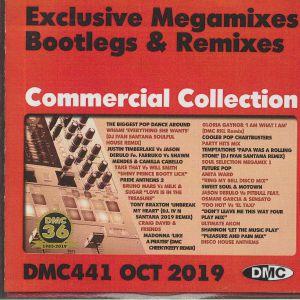 DMC Commercial Collection October 2019: Exclusive Megamixes Bootlegs & Remixes