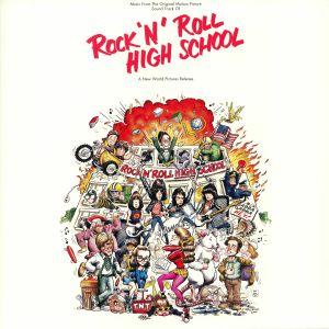 VARIOUS - Rock N Roll High School (Soundtrack) (reissue)