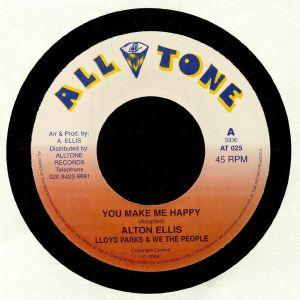 ELLIS, Alton/WE THE PEOPLE BAND/LLOYD PARKS/LOVELLA ELLIS - You Make Me Happy