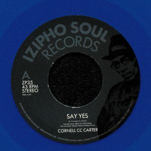 CC CARTER, Cornell - Say Yes