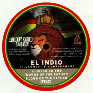 EL INDIO/ABA ARIGINAL/KEETY ROOTS - Listen To The Words Of The Father