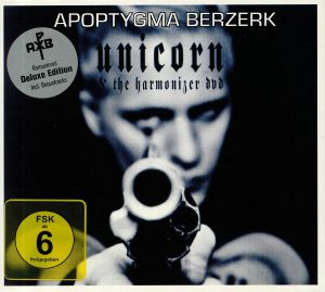 APOPTYGMA BERZERK - Unicorn & The Harmonizer DVD (Deluxe Edition) (remastered)