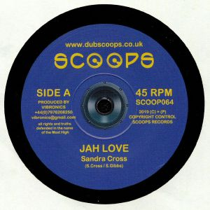 CROSS, Sandra/VIBRONICS - Jah Love