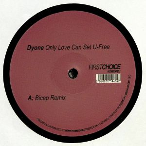 DYONE - Only Love Can Set U Free (Bicep remix)