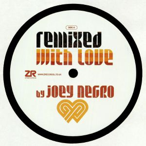 NEGRO, Joey/PHREEK - Remixed With Love By Joey Negro: Winter 2019 Sampler