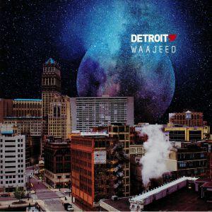 WAAJEED/VARIOUS - Detroit Love Vol 3