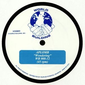 APLOMB - Wondering