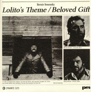 SENENSKY, Bernie - Lolito's Theme