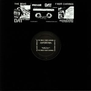 BOYS FROM CHARISS, The - Dat 91-99 EP