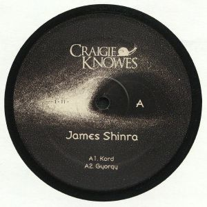 SHINRA, James - Darkroom EP
