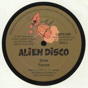 ALIEN DISCO - In Flight Entertainment (reissue)