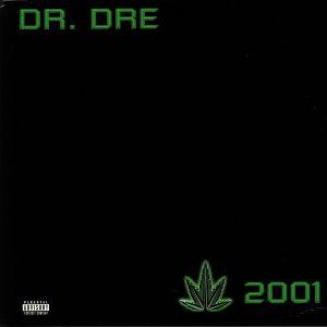 DR DRE - 2001 (reissue)