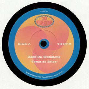 ZECA DO TROMBONE/SAMBACANAS - Tema Do Brisa